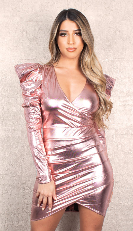 Blush Mercury Dress