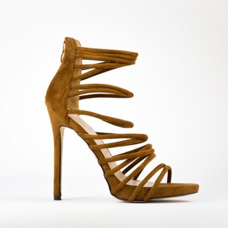 Brown Bear Heels